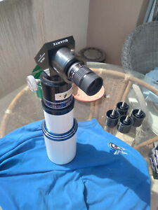 Meade 80 mm Series 6000 f/6 ED APO Triplet Refractor for land or Astronomical