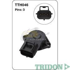 TRIDON TPS SENSORS FOR Mazda Tribute 5Z 01/08-2.3L DOHC 16V Petrol