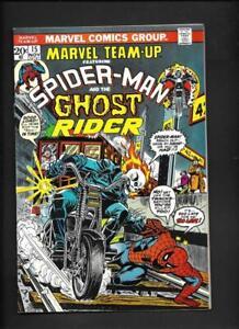 Marvel Team-Up 15 NM- 9.2 Hi-Res Scans