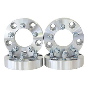 """4pc   5X5.5 to 5x4.5   1.5"""" inch Wheel Adapters   5x139.7 to 5x114.3"""