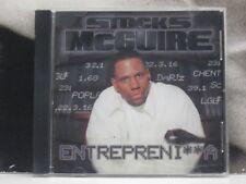 STOCKS McGUIRE - ENTREPRENI ** A CD COME NUOVO LIKE NEW