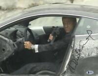 DANIEL CRAIG SIGNED 11X14 PHOTO JAMES BOND 007 AUTHENTIC AUTOGRAPH BECKETT COA D