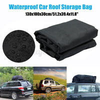 Car SUV Roof Top Bag Travel Storage Waterproof Cargo Carrier Box Luggage Travel