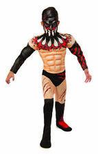 Rubies WWE Finn Balor Wrestler Muscles Deluxe Childrens Halloween Costume 701035