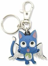 Authentic Fairy Tail PVC Keychain SD Happy!