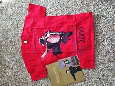 """Michael Jackson - """"This is it"""" O2 2009 ticket, programme and Tshirt"""