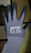 3 Pairs of Body Guard Safety Gear WORK Gloves (XS/X-Small) - Series 260LF