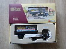 CORGI Collection Heritage EX 72914 Simca Cargo Remorque SNCF AU BON MARCHE (2)