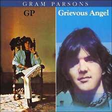 GRAM PARSONS : GRIEVOUS ANGEL (CD) sealed