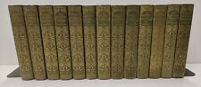 Complete Works of Francis Parkman 13 Volumes Good-Fair condition New Library Eds