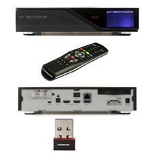 Dreambox DM900 UHD 4K Dual FULL ULTRA HD LINUX E2 Twin Sat Receiver + WLAN STICK