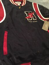 RICH YUNG TRACK JACKET IN NAVY SZ XL !!! RARE !!!! NEW !!!