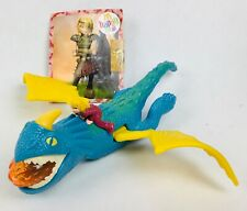 How to train your dragon Baby Nadder & Astrid figure Mc Donald's Happy meal 2010