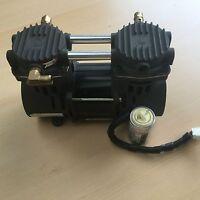Vakuumpumpe ZW 280F Kompressor Kolbenpumpe 700 mbar Unterdruck gebrauch