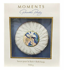 Moments for Womenby Priscilla Presley Bath Soap Bar 3.4 oz /1 00 gr New in box