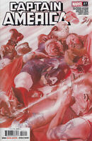 CAPTAIN AMERICA #27 (ALEX ROSS VARIANT)(2021) Comic Book ~ Marvel Comics