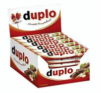 40 x FERRERO DUPLO CHOCOLATE BAR CHOCOLATE  CANDY SWEETS  FROM GERMANY
