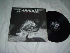 CARRION Evil Is There '86 RARE Swiss Thrash pre-POLTERGEIST ORIGINAL IMPORT !!!!