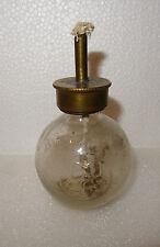 N°15 POUR COLLECTION PETITE LAMPE A HUILE. ESSENCE OU PETROLE FIN 19 è DEBUT 20
