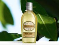 NEW L'Occitane Almond Shower Oil 250ml Enrich Hydrate Nourish Perfume Free Post