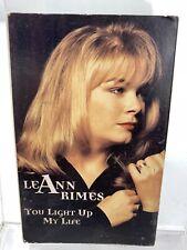 You Light Up My Life [Single] [Single] by LeAnn Rimes (Cassette, Aug-1997, Curb)