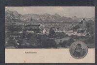 43317) AK Kaufbeuren Gesamtansicht ca. 1910