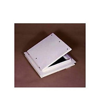 """Heng's Roof Vent for RV / Camper / Pop-Up (White) 9"""" X 9"""""""
