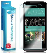 2x iLLumi AquaShield Crystal HD Clear Screen Protector for HTC Desire 520