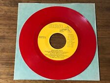 ELVIS  PRESLEY GUITAR MAN RED COLORED VINYL PROMO 45