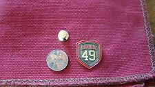 Ruger 49 Firearms  Hat Lapel Pin