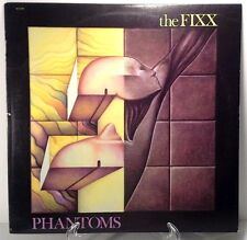 The FIXX Phantoms Collectible LP MCA-5507 1984 1st Edition G, G+