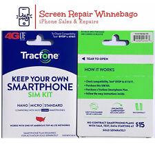 Keep your own phone (Kyop) Sim Card - TracFone (Gsm)(Cdma)