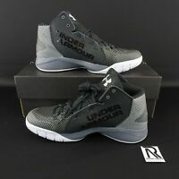 NIB Men Under Armour Torch Fade Basketball Shoes Sneakers Casual High Tops Sport