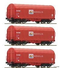 Roco 76473 h0 schiebeplanenwagen rils vi #12664 CD EP