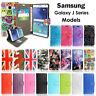 For Samsung J1/J2/J3/J5/J7 Models - Leather Stand Flip Wallet Cover Phone Case