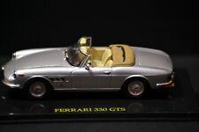 Ferrari 330 GTS 1966 Diecast Collection car in showcase 1/43