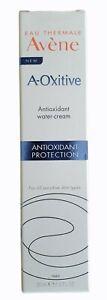 Avene Eau Thermale A-Oxitive Antioxidant Water-Cream 30ml *NEW*