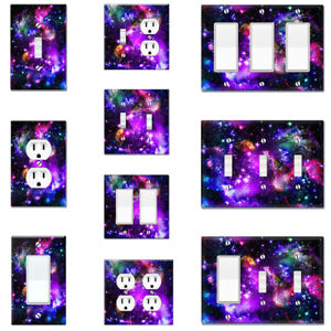 Single Toggle Light Switch Cover Custom Handmade Prince Purple Rain