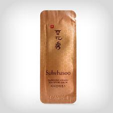 Sulwhasoo Capsulized Ginseng Fortifying Serum 1ml x 30pcs(30ml)_free shipping