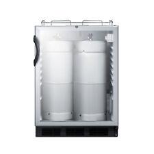 Summit Sbc56gbinkada 24 Draft Beer Cooler Dispenser 55 Cu Ft