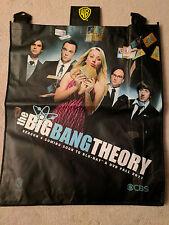 SDCC 2011 Comic Con Exclusive Big Bang Theory WB Tote Bag (2017)