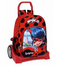 Miraculous Ladybug cartable à roulettes trolley L sac dos 43 cm primaire 271801