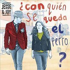¿Con Quien Se Queda El Perro?, Jesse & Joy CD