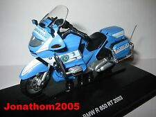 MOTORRAD BMW R 850 RT 2003 POLIZIA STRADALE ITALIEN
