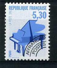FRANCE 1992,  Timbre Préoblitéré 222, INSTRUMENTS de MUSIQUE, PIANO, neuf**