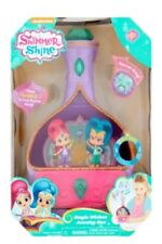 Shimmer and Shine Magic Wishes Jewelry Box Playset Song & Dance ss-1