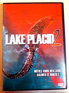 Lake placid 2 - David FLORES - dvd Très bon état