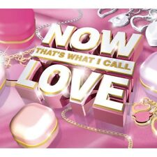 Now That's What I Call Love 5099995693323 by Various Artists CD