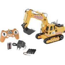 Carson RC Sport Raupenbagger 1:20 RC Einsteiger Funktionsmodell Baufahrzeug