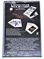 T. Texas Tyler: Deck Of Cards (Audio Cassette)